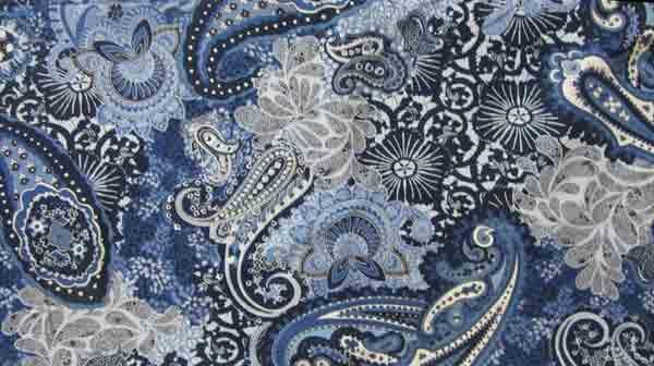 starting fabric