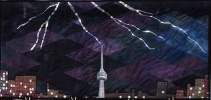 It was a Dark and Stormy Night in Toronto