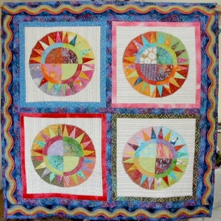 Tyrus.. first baby quilt